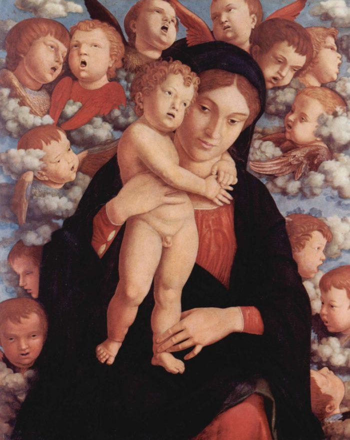 Andrea Mantegna pittore incisore italiano
