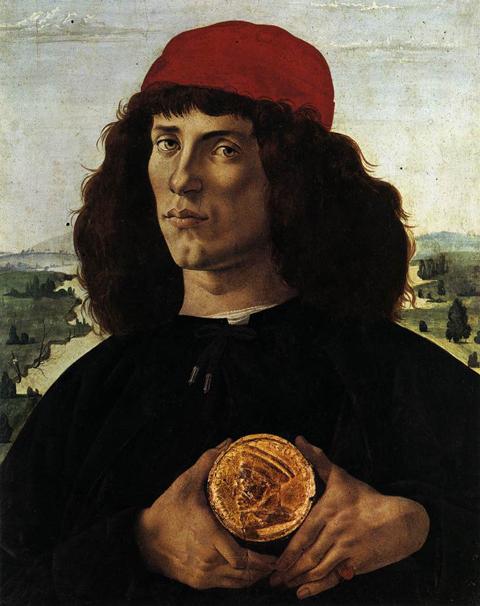 Sandro Botticelli pittore architetto italiano