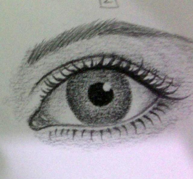 Come disegnare gli occhi