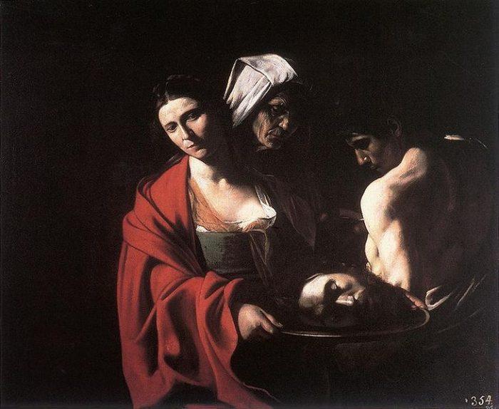 Opere Caravaggio alta definizione