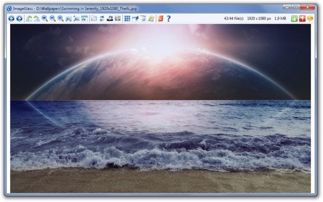 Alternativa al visualizzatore di immagini Windows
