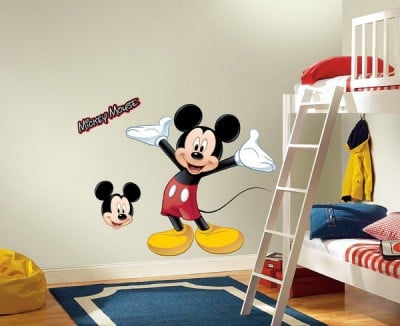 Adesivi Murali Per Bambini Disney.Adesivi Murali Per Bambini Disney