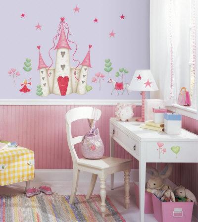 decorazioni-adesive-muri-principessa