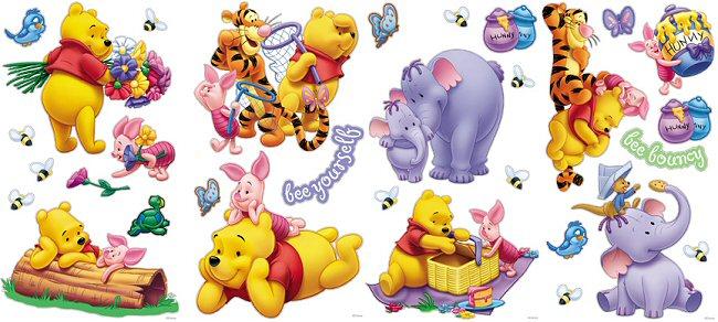 Adesivi murali per bambini – Disney