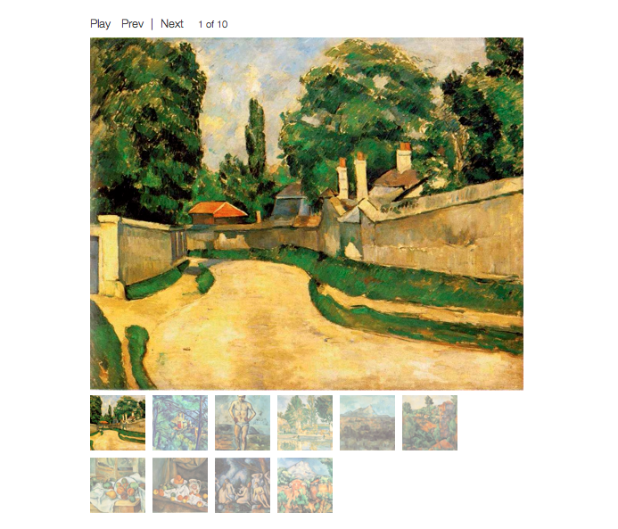Galleria immagini WordPress Plugin
