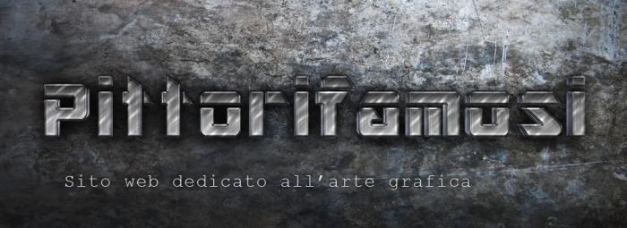 Creare testo 3d con effetto metallizzato – Photoshop