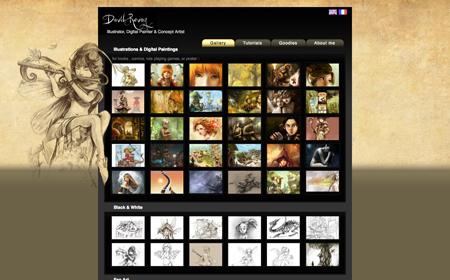 David Revoy (Deevad) Illustrateur, Pittore Digital & concept artist