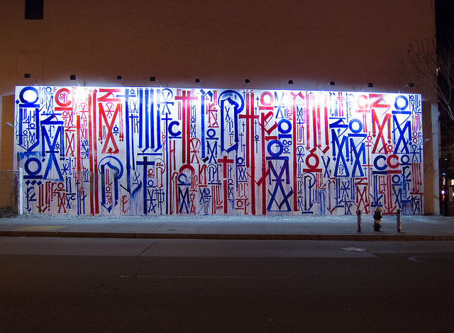Murales e Arte a New York