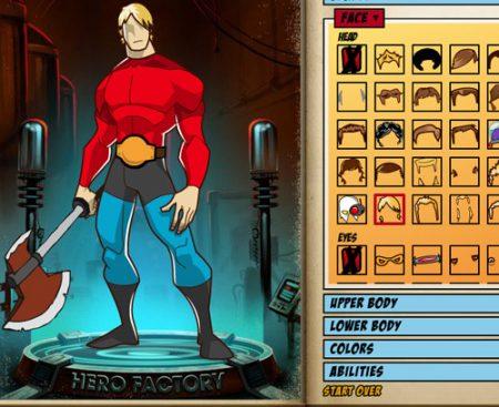 creare-proprio-avatar-hero-factory