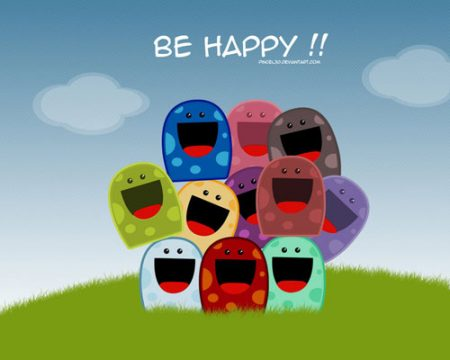 sfondi-desktop-be_happy___bugs_by_pincel3d