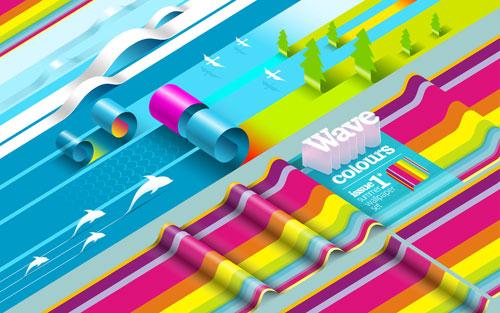 90 Migliori illustrazioni vettoriali come sfondo desktop
