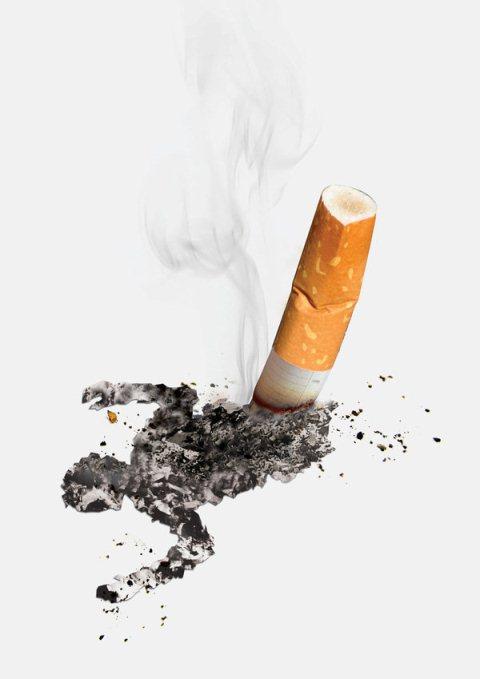 20 Manifesti creativi anti fumo