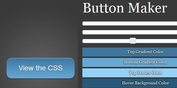 Creare pulsanti e bottoni CSS3 – Button Maker tool