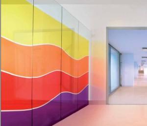 Pellicole decorative per pareti