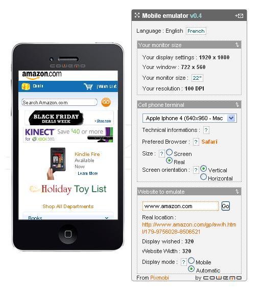 I migliori emulatori mobile e responsive design tools