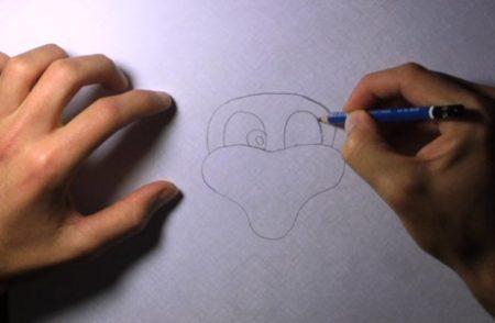 come_disegnare_babbo_natale_3