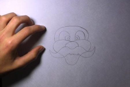 come_disegnare_babbo_natale_5