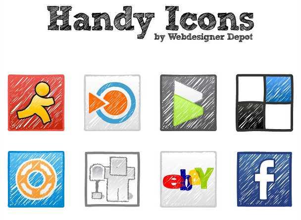 Handy Icons Set