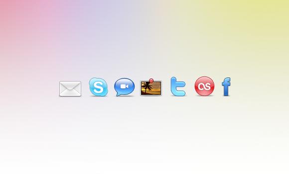 social networking set