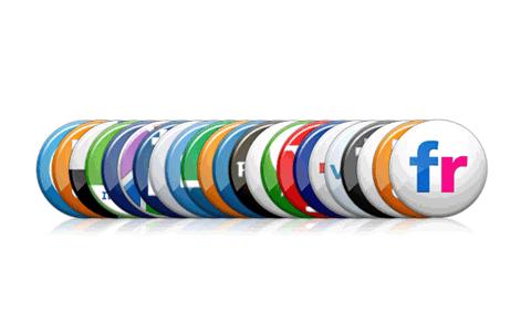 web social badges