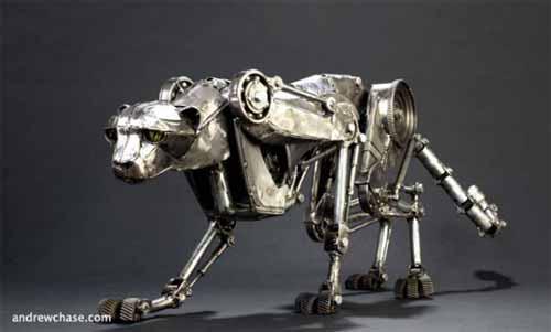 Arte riciclata – Raccolta disegni, foto, idee