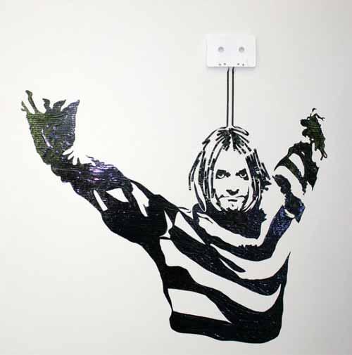 Ghost In The Machine – Kurt Cobain