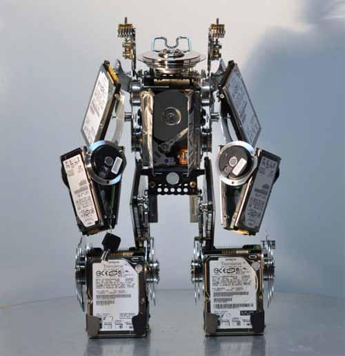 Hark Disk Drive Robot