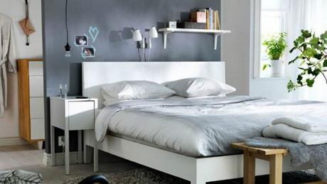 10 Idee per decorare la parete dietro al letto