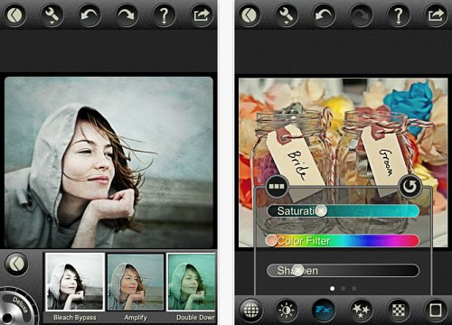 30 App iPhone iPad divertenti per modificare foto