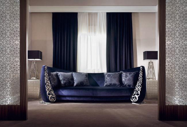 Arredamento di lusso, classicismo e comfort – Elledue
