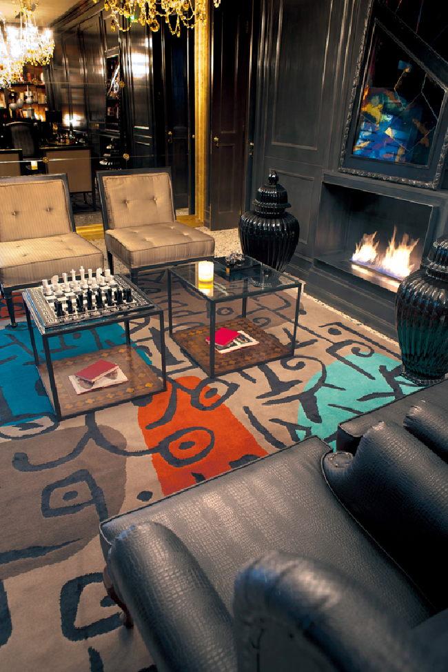 L'arte dei tappeti/ Art Carpets – Moret