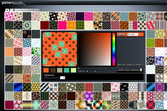 Creare pattern – Migliori tool online