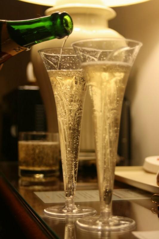 Arredo color champagne