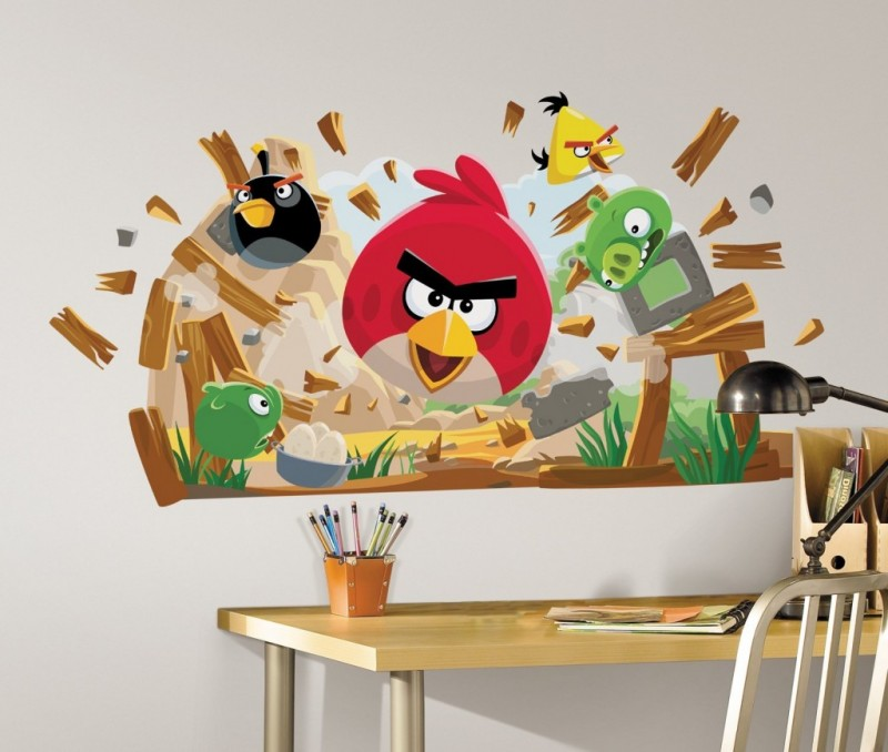 dipingere-cameretta-angry-birds-4