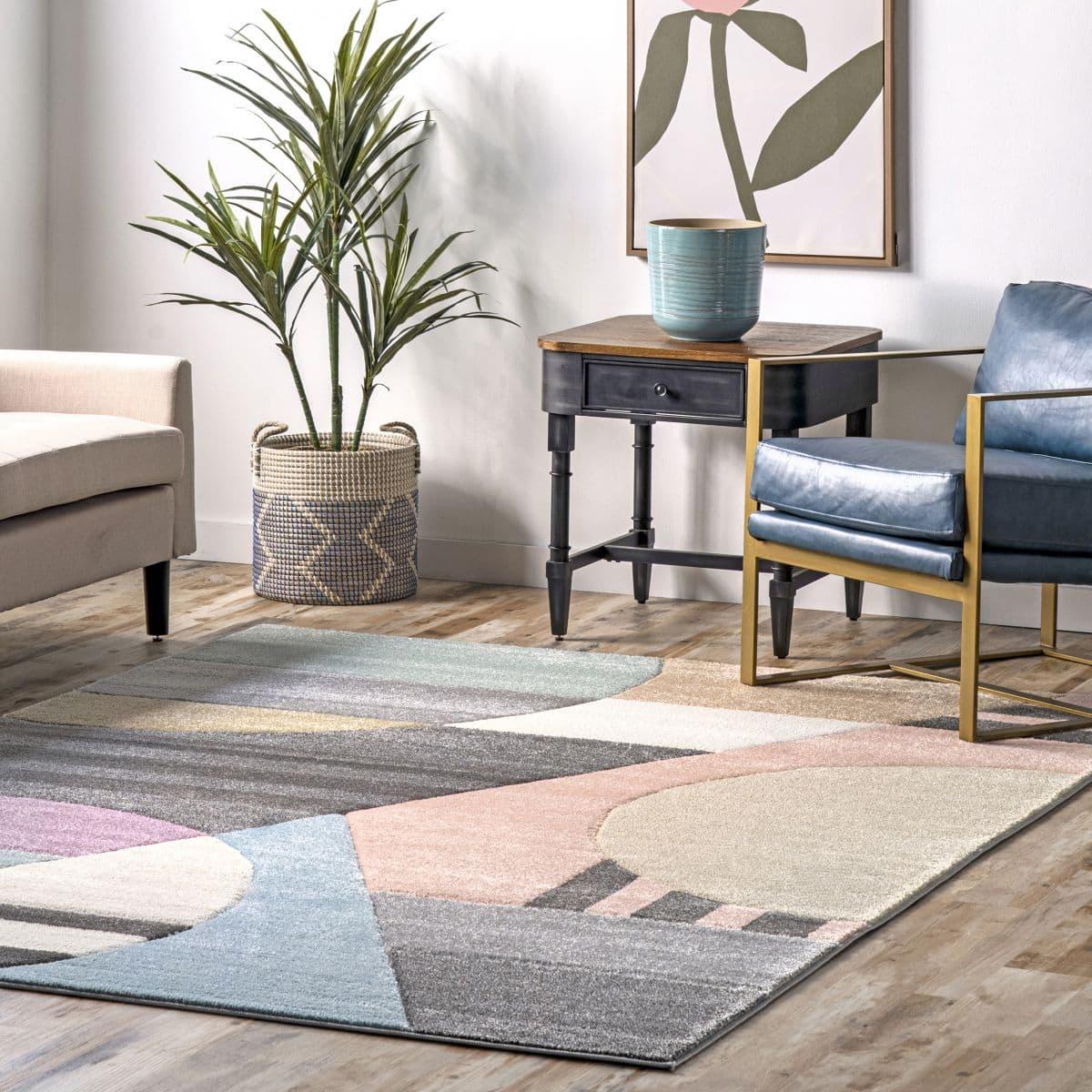Come arredare con tappeti di qualità dal design contemporaneo