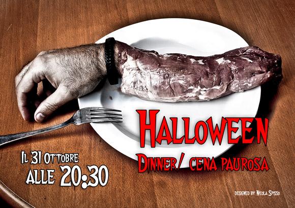 Locandina Halloween gratis formato psd – Pubblicizza i tuoi eventi