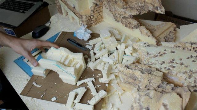 Creare ponte del presepe – Parte7