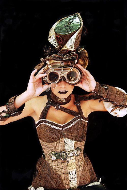 Steampunk, tra fantasia passato e futuro
