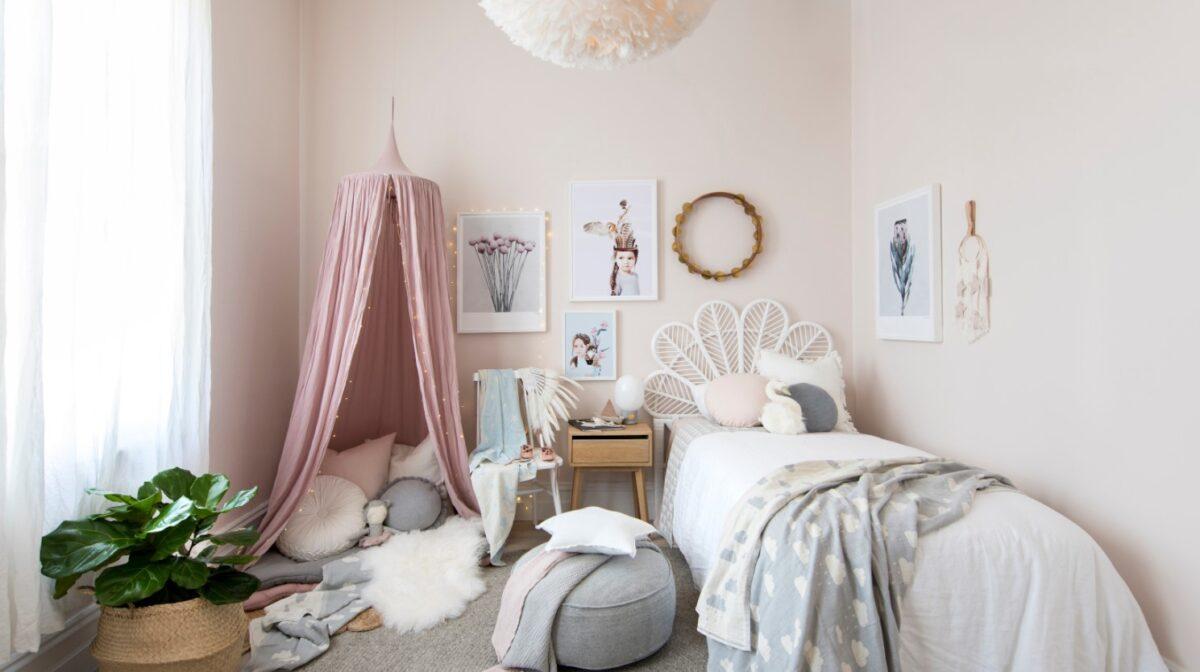 Dipingere cameretta ragazze: idee e consigli