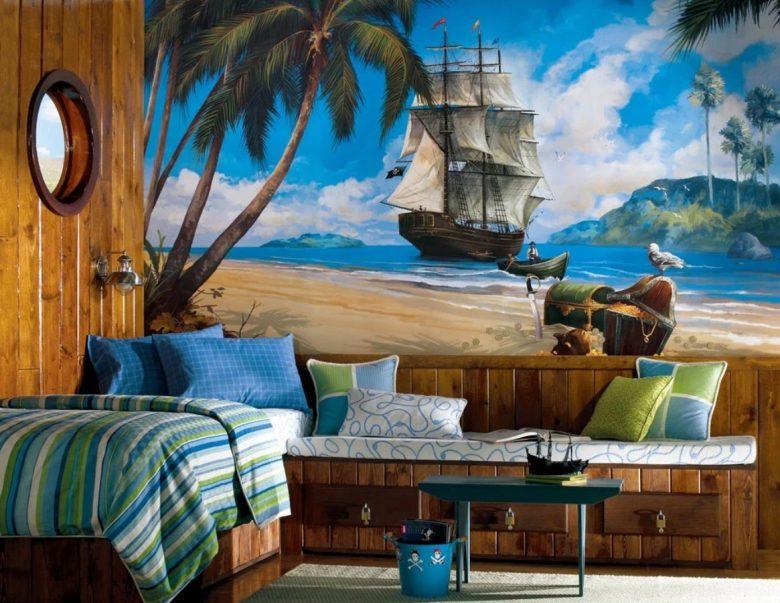 cameretta-bambini-hawaii-spiaggia-18
