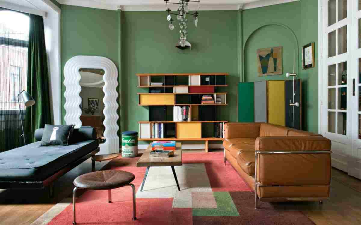 10 colori evergreen per il soggiorno 1