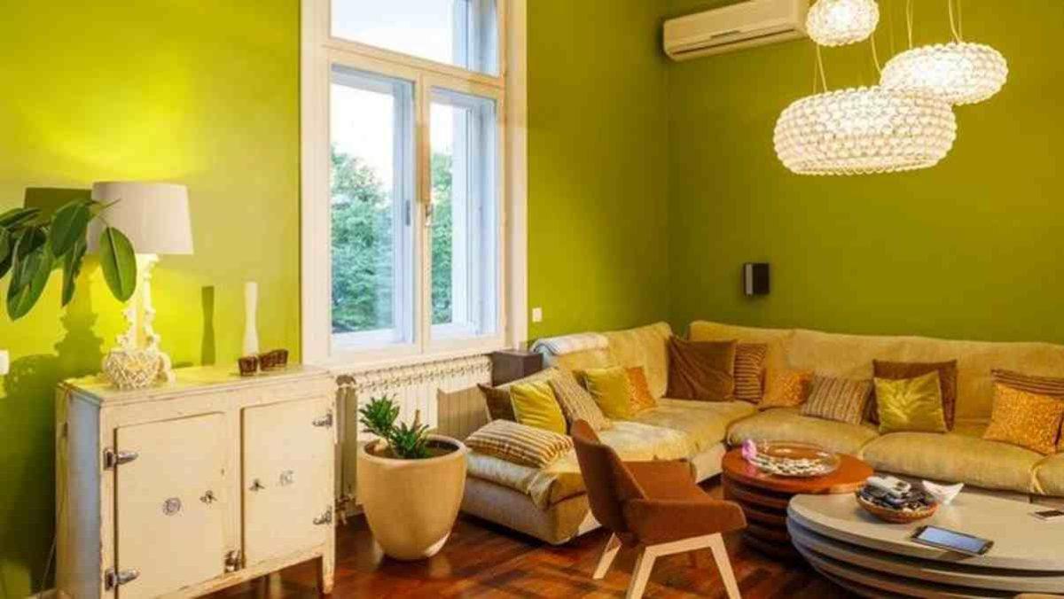 10 colori evergreen per il soggiorno 10