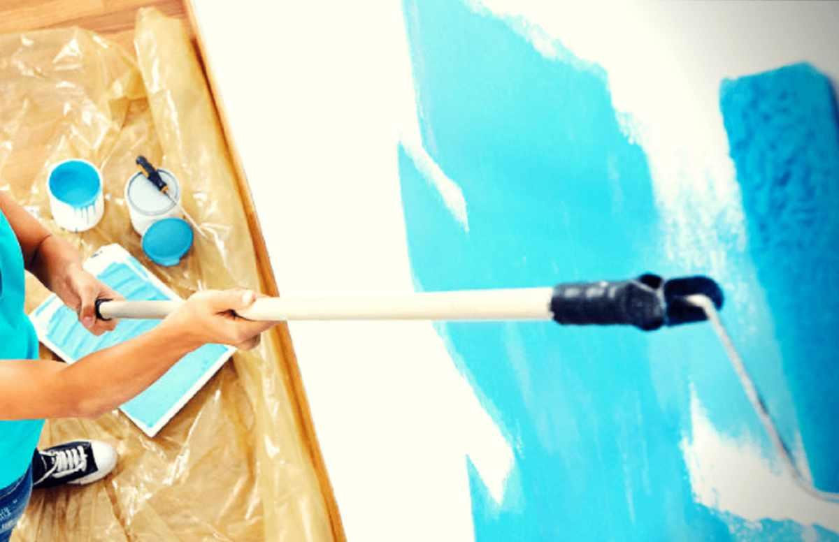 10 errori da non fare nel dipingere pareti 7