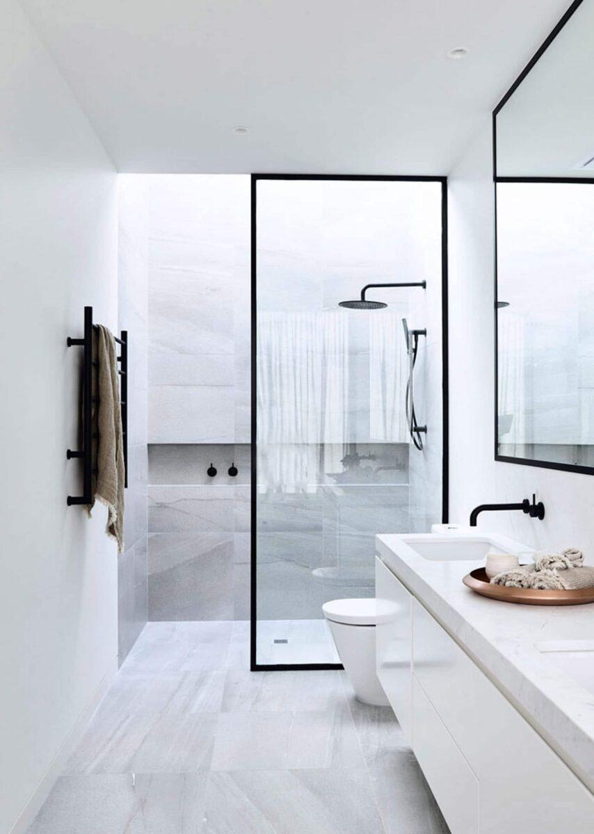 Come scegliere il box doccia per il bagno piccolo
