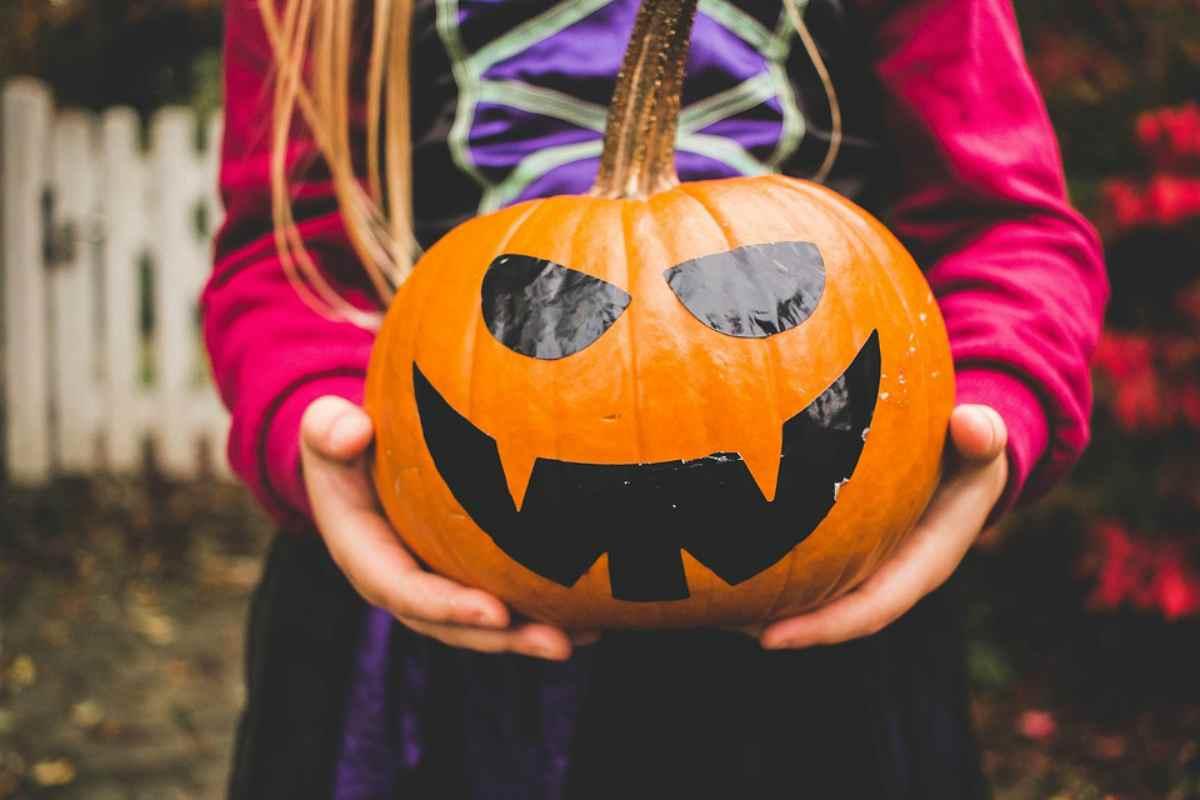 Lavoretti di Halloween da fare con i piccoli