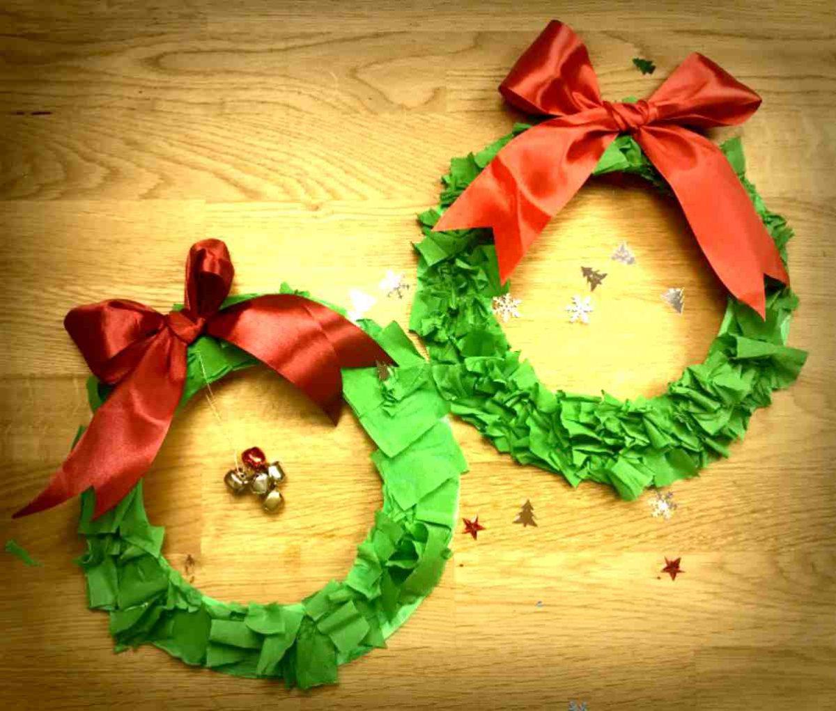 Lavoretti di Natale da fare con i piccoli 3
