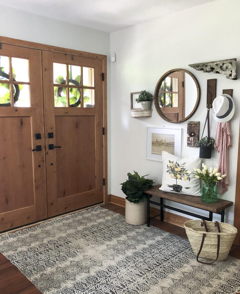 Come abbellire l'ingresso di casa: 10 idee facili e veloci