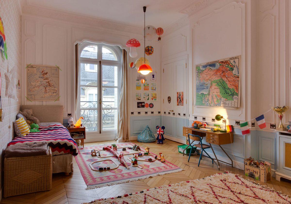 Abbellire cameretta dei bimbi: 10 idee