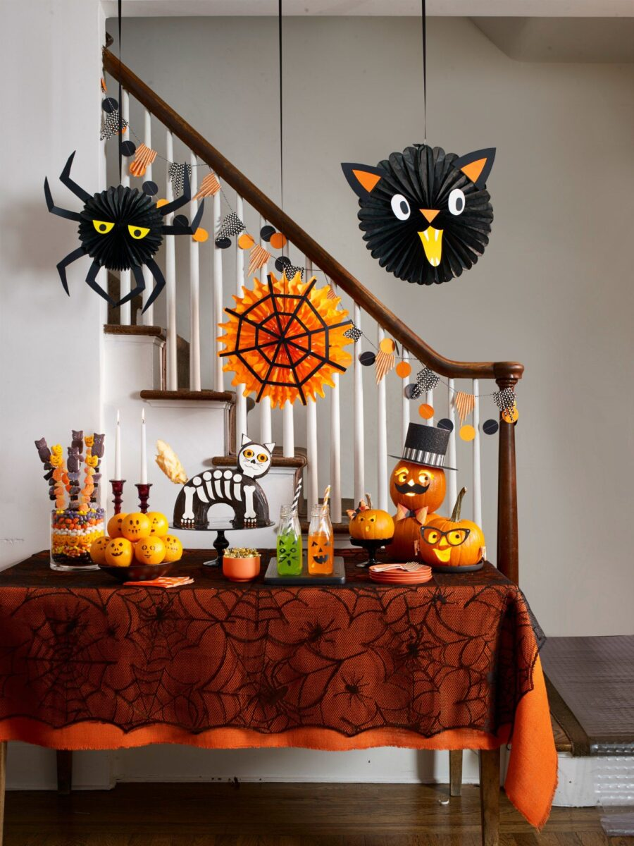 Come abbellire casa per Halloween