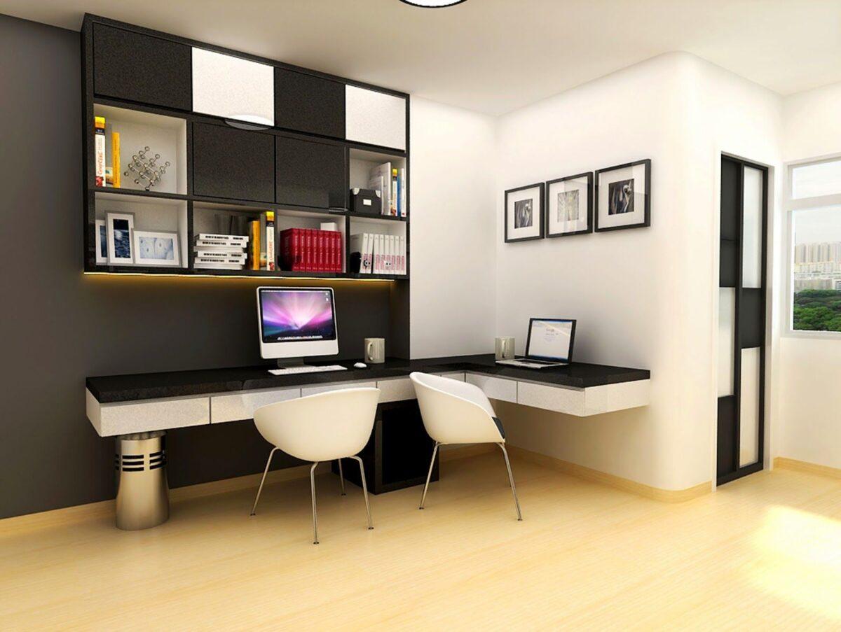 Come scegliere la scrivania per l'angolo studio?